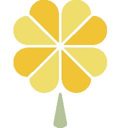 働く女性のための心の相談室 結樹のロゴマーク